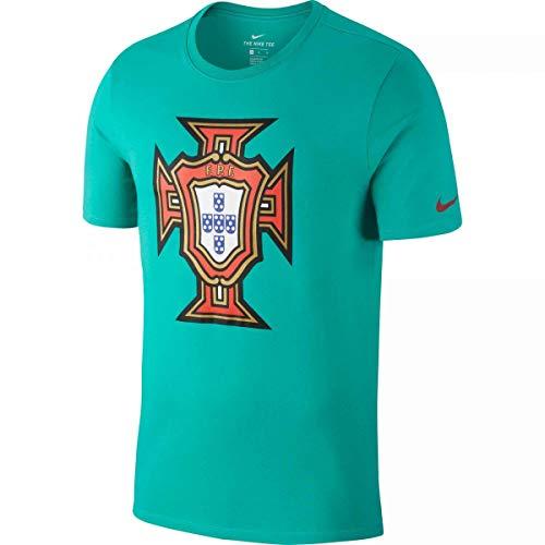 Nike Fpf M NK Tee Evergreen Crest T- T-Shirt Homme