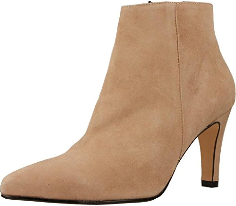 Botas para Mujer, Color Hueso, Marca XICC Shoes, Modelo Botas para Mujer XICC Shoes EX229 Hueso
