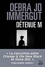 Détenue M par Immergut