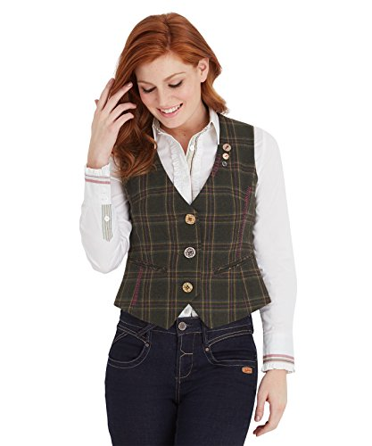 Joe-Browns-Womens-Check-Waistcoat