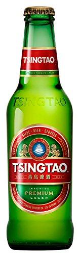 Tsingtao Cerveza - Paquete de 24 x 330 ml - Total: 7920 ml