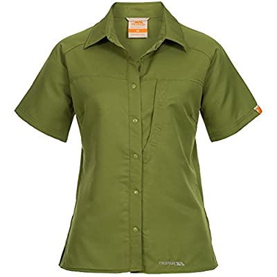 TRESPASS Damen Outdoor Shirt CoolMax Methven