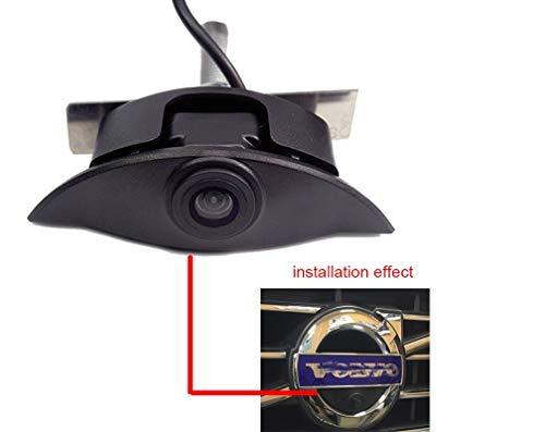HD Frontkamera Einparkhilfe mit Nachtsicht 170° Weitwinkel Wasserdicht für Volvo S90 S80L /S40L/S80/S40/S60/V60/XC90/XC60/C70/S60L/V40R/ XC 70