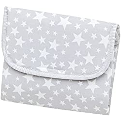 Cambrass Star - Cambiador de viaje, color gris