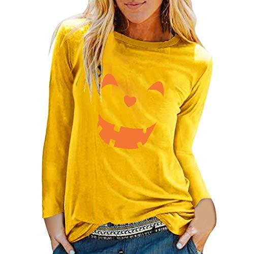 LANWINY Damen Sweatshirt Wasserfallausschnitt Pullover Kordelzug Rollkragen Langarmshirt Tunic Top Oberteil