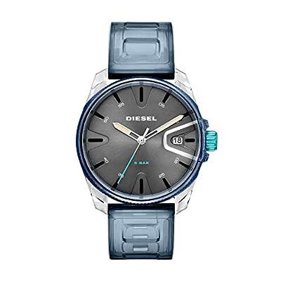 Diesel Reloj Analógico para Hombre de Cuarzo con Correa en PU DZ1868