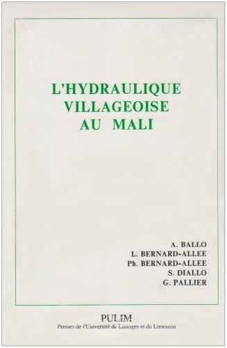 L'Hydraulique Villageoise au Mali