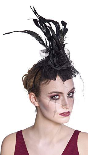 costumebakery - Kostüm Accessoires Zubehör Damen Kopfbedeckung Tiara -
