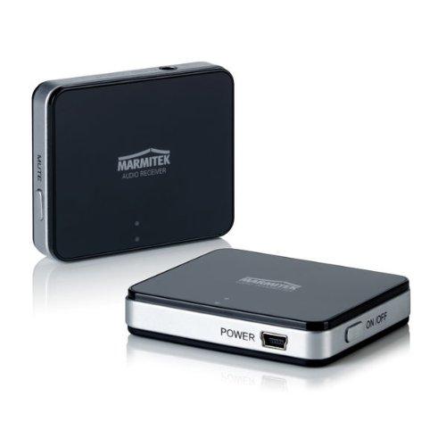 Marmitek 08098 Anywhere 625 Digitaler Drahtloser Audio Sender schwarz
