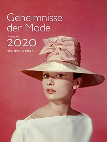 Geheimnisse der Mode 2020 (Mode Kalender)