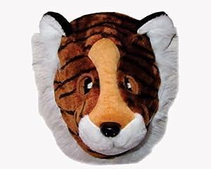 Dress Up America Felpa Máscara de Tigre