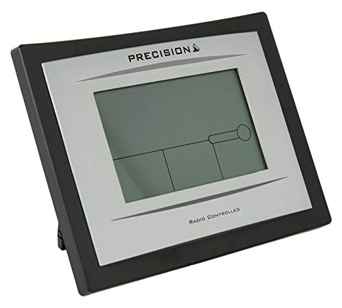 Precision Silver LCD Radio Contr...