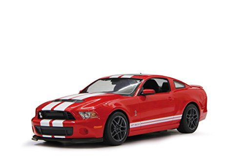 jamara-jamara404541-40-mhz-114-scale-red-ford-shelby-gt-500-deluxe-car
