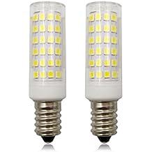 Bombilla de vela LED E14 regulable, 9 W, SES (80 W, rosca