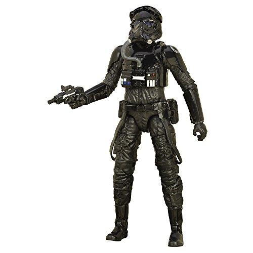 Hasbro Star Wars: The Force weckt schwarz Serie 15,2cm Erste Bestellung Tie Fighter Pilot -