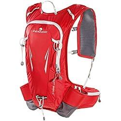 Ferrino X-Cross Mochila Running, rojo, 12L