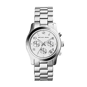 Reloj de mujer Michael Kors MK5076 de cuarzo, correa de acero inoxidable color plata de Michael Kors