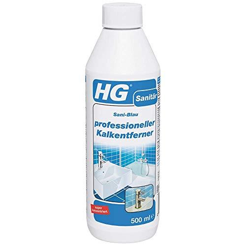 HG Professioneller Kalkentferner, 2er Pack (2 x 500 ml) - der kraftvollste konzentrierte Kalkentferner auf dem Markt