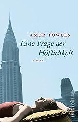 Eine Frage der Höflichkeit: Roman (German Edition)