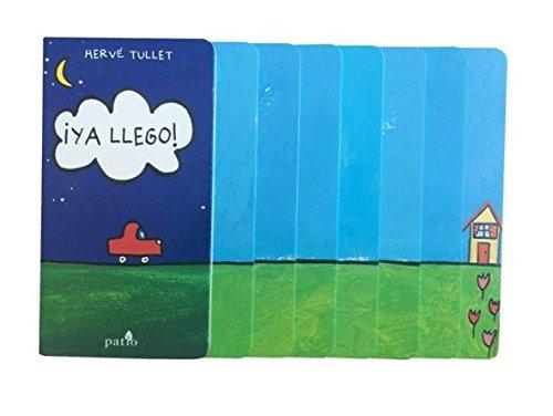 Ya Llego! (Infantil Patio) por Hervé Tullet