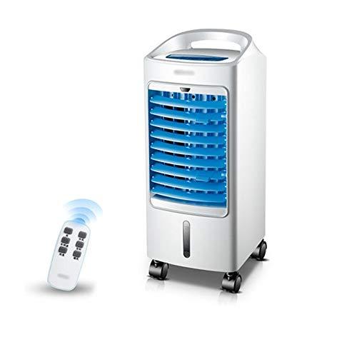 Climatiseur Domestique Ventilateur de Refroidissement Silencieux Télécommande Intelligente Réglage de la Vitesse Variable Climatiseur Mobile