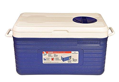 Princeware Insulated Chiller Ice Box 51 Ltr (Blue)