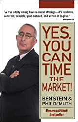 Yes, You Can Time the Market!