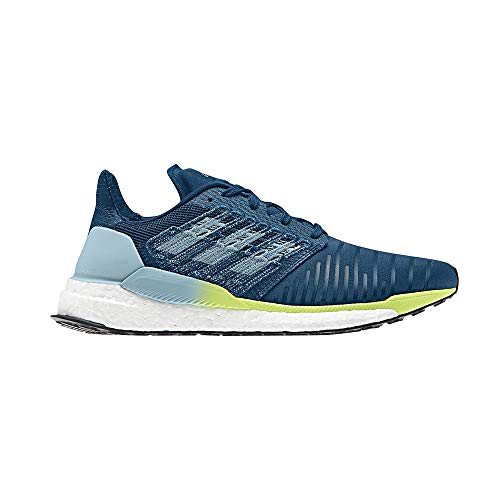 Adidas Solar Boost Legend Marine/Ash Grey S18/Hi-Res Yellow 10.5
