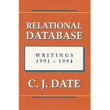Relational Database Writings 1991-1994