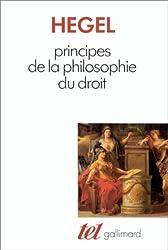 Principes de la philosophie du droit