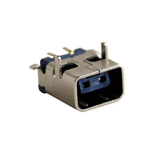 BisLinks® toma de alimentación puerto de carga para Nintendo 3DS DSi DSi XL reparación