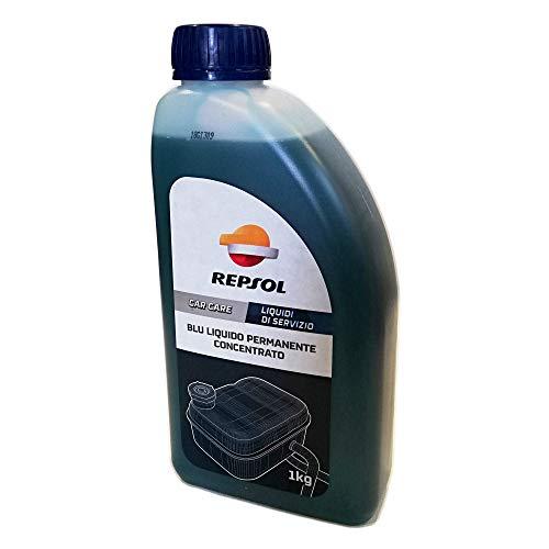 Repsol Liquido radiatore BLU concentrato