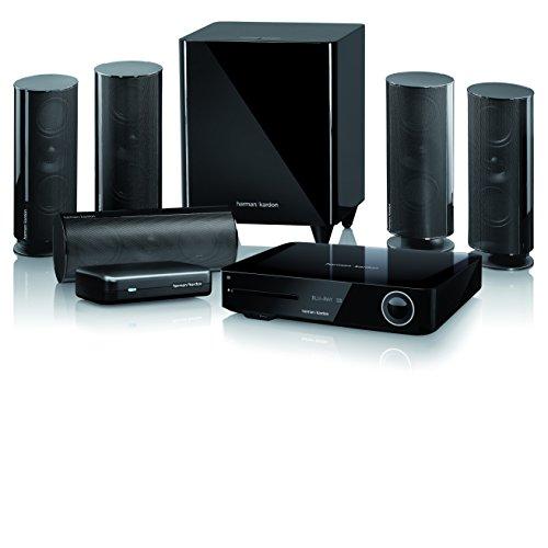 Harman Kardon Harman BDS 885S Home Theater Surround Sound Speaker System - Black