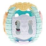 FLAMEER Niedliche Babyball Spielball Lern Ball mit Ton und Leuchte, Trainieren Baby der Sinnesfunktion