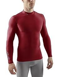 Sub Sports Cold T-Shirt de compression thermique manches longues col roulé Homme