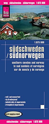 Reise Know-How Landkarte Südschweden, Südnorwegen (1:875.000): world mapping project: Alle Infos bei Amazon
