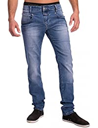 Hommes Tapered Fit Jeans KENNY Nr.1528