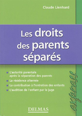 Le droits des parents séparés