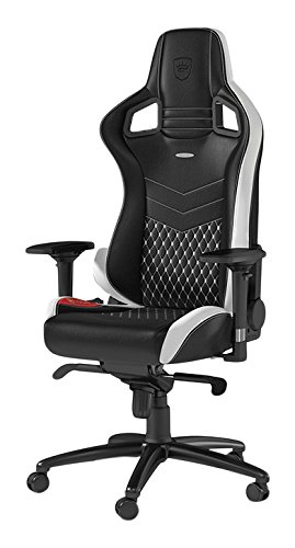 noblechairs EPIC Echtleder Gaming Stuhl -...