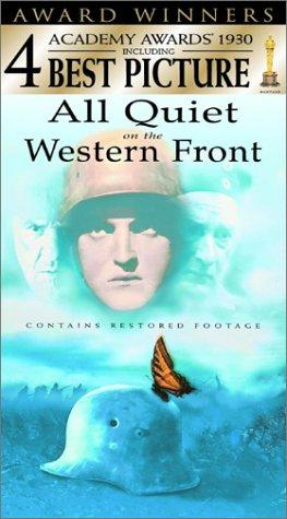 Preisvergleich Produktbild All Quiet on the Western Front [VHS]