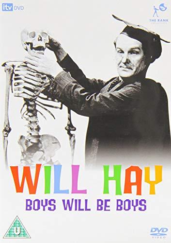 Will Hay - Boys Will Be Boys [Edizione: Regno Unito] [Reino Unido] [DVD]
