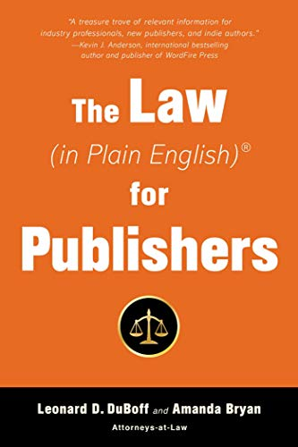 The Law (in Plain English) for Publishers (English Edition)