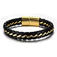 YC Top Personalizzare in acciaio inox dorato