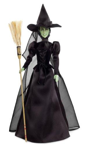 Mattel Barbie Y0300 - Collector Der Zauberer von Oz, Die böse Hexe, Sammlerpuppe