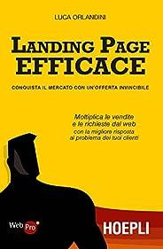Landing page efficace: Conquista il mercato con un'offerta invinci
