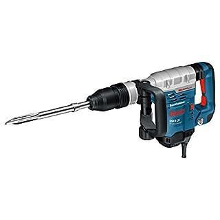 Bosch Professional 0611321000 GSH 5 CE Marteau-piqueur SDS-max, 1150 W, Bleu