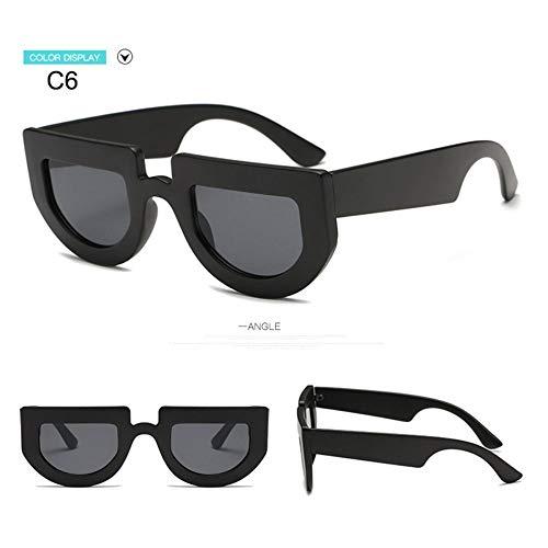 ZHOUYF Sonnenbrille Fahrerbrille D Frauen Sonnenbrille Retro Mode Männer Coole Sonnenbrille Shades Weibliche Party Eyewear Uv400 Oculos, G