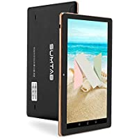 SUMTAB Tablet 10 Pulgadas(3G,Android 7.0, IPS 1280*800 HD, Quad Core, 2GB + 16GB, Dual SIM, Dual Camera, GPS, Wi-Fi, OTG.)