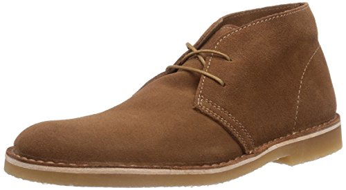 SELECTED - SHLeon Boot NOOS H, polacchine  da uomo, marrone(braun (tan)), 45