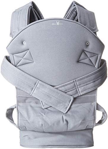Wallaboo Porte bébé Ease, Multifonctionnel avec 2 positions, Tissu  Respirant, Un Confort Optimal e85c81a252cf